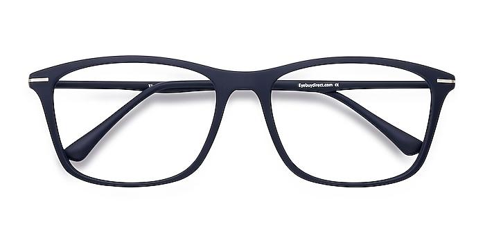 Navy Thursday -  Lightweight Plastic Eyeglasses
