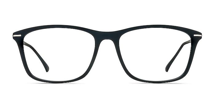 Thursday Black Plastic Eyeglass Frames from EyeBuyDirect