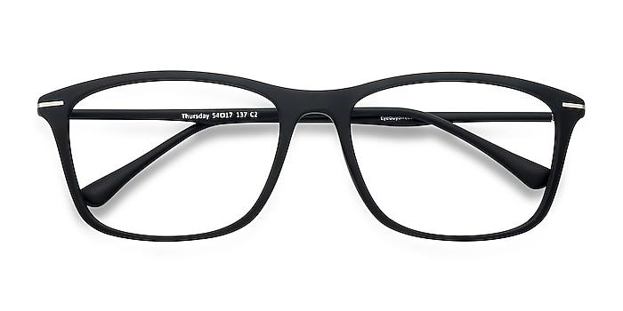 Black Thursday -  Lightweight Plastic Eyeglasses