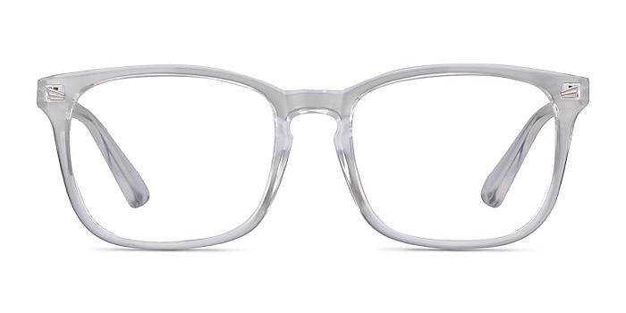 Uptown Transparence Plastique Montures de lunettes de vue d'EyeBuyDirect