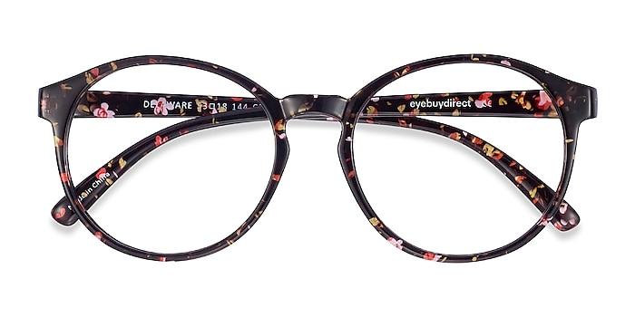 Floral Delaware -  Fashion Plastic Eyeglasses
