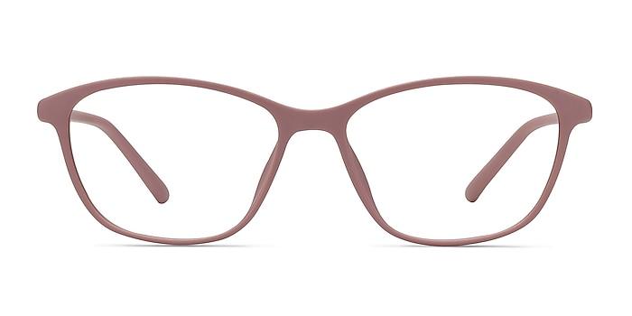 District Matte Pink Plastic Eyeglass Frames from EyeBuyDirect