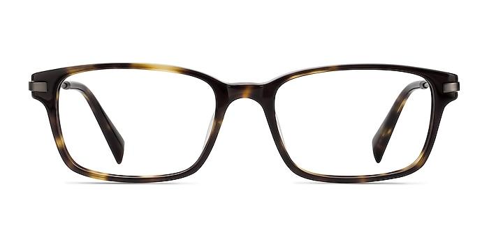 Dreamer Tortoise Acetate-metal Eyeglass Frames from EyeBuyDirect