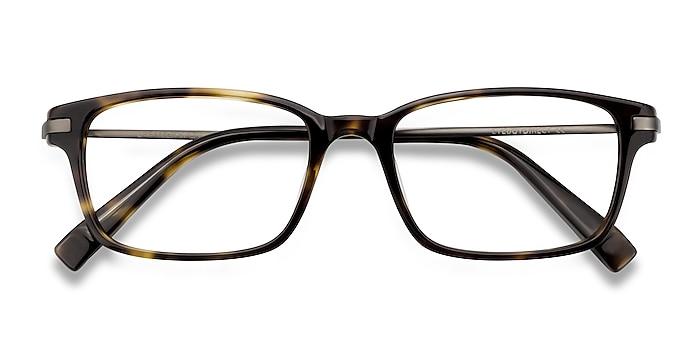 Tortoise Dreamer -  Designer Acetate, Metal Eyeglasses
