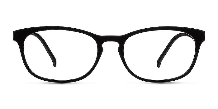 Little Drums Black Plastic Eyeglass Frames from EyeBuyDirect