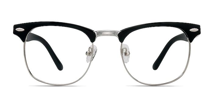 Little Coexist Black Plastic-metal Eyeglass Frames from EyeBuyDirect