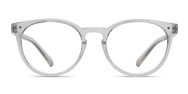 Little Morning Clear Plastic Eyeglass Frames