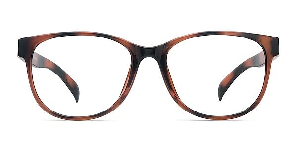 Warren Brown Plastic Eyeglass Frames