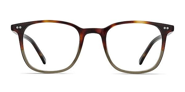 Sequence Charred Quartz Acetate Eyeglass Frames