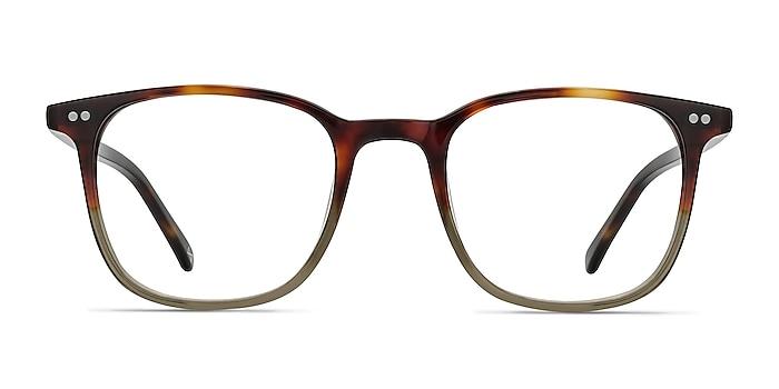 Sequence Charred Quartz Acetate Eyeglass Frames from EyeBuyDirect