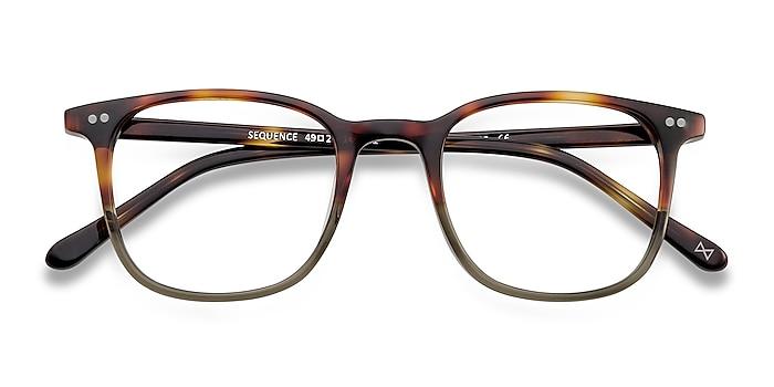 Charred Quartz Sequence -  Geek Acetate Eyeglasses