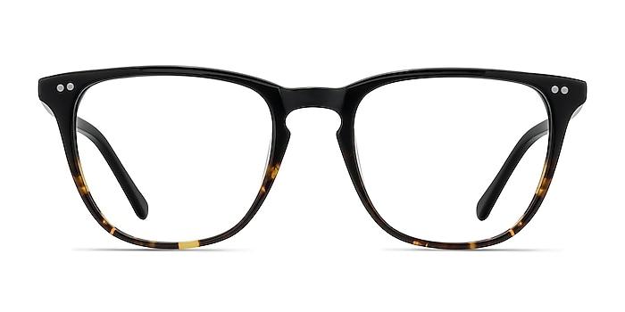 Exposure Jet Amber Acétate Montures de lunettes de vue d'EyeBuyDirect