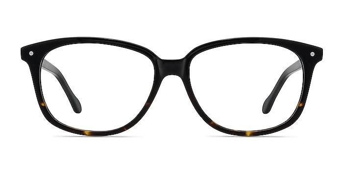 Escape Tortoise Acetate Eyeglass Frames from EyeBuyDirect