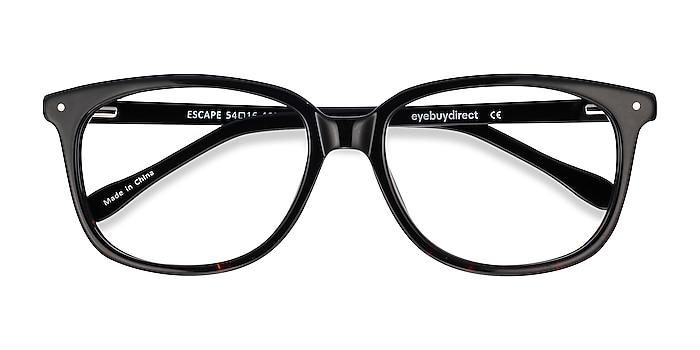 Tortoise Escape -  Classic Acetate Eyeglasses