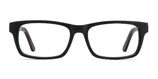 Emory  Black Coffee Acetate Eyeglass Frames