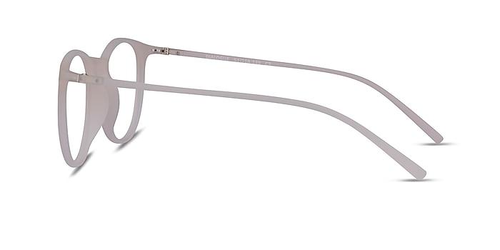 Dialogue Matte Clear Plastique Montures de lunettes de vue d'EyeBuyDirect