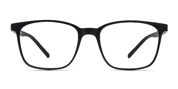 Soul Black Plastic Eyeglass Frames