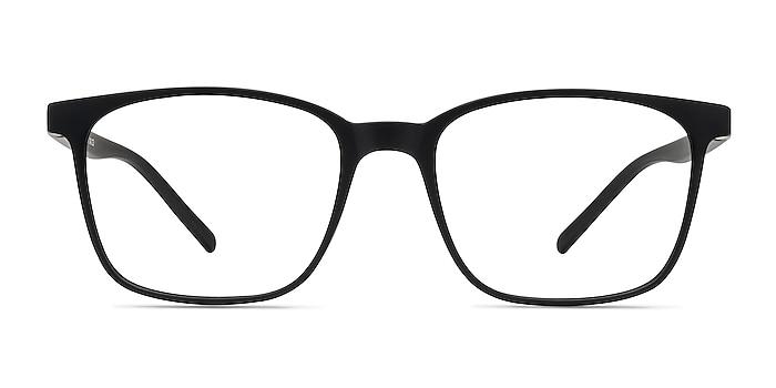 Soul Black Plastic Eyeglass Frames from EyeBuyDirect