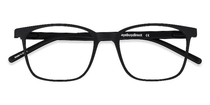Black Soul -  Lightweight Plastic Eyeglasses