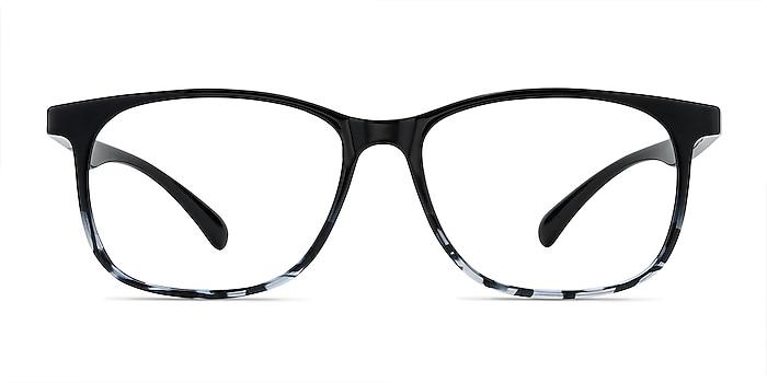 Character Black Navy Plastique Montures de lunettes de vue d'EyeBuyDirect