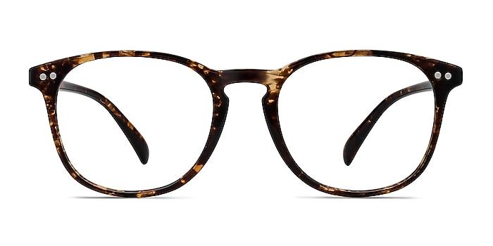Record Floral Plastic Eyeglass Frames from EyeBuyDirect