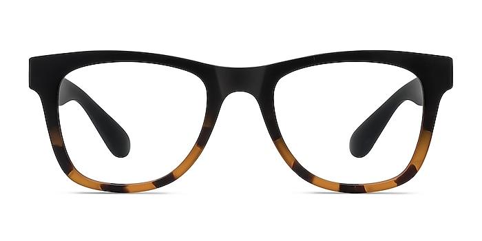 Project Black Tortoise Plastic Eyeglass Frames from EyeBuyDirect