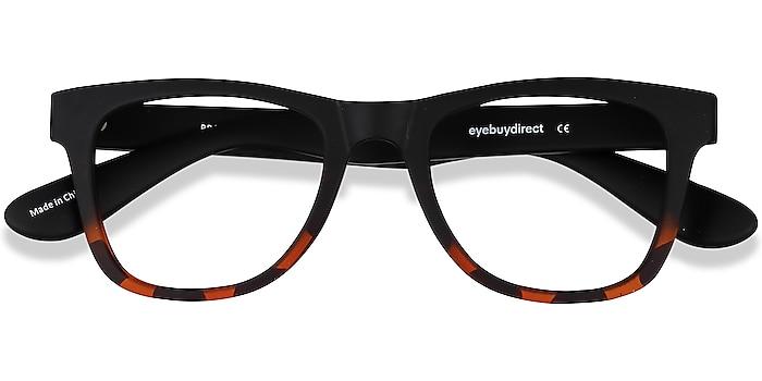 Black Tortoise Project -  Plastic Eyeglasses