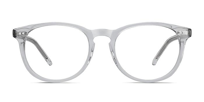 Aura  Translucent Acetate Eyeglass Frames from EyeBuyDirect