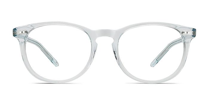 Aura Celeste Acétate Montures de lunettes de vue d'EyeBuyDirect