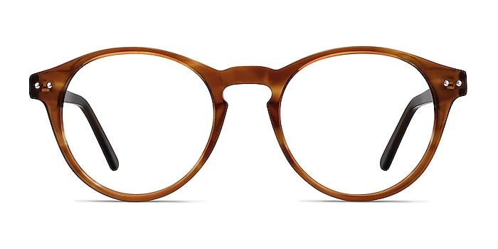 Method Brown Acetate Eyeglass Frames from EyeBuyDirect