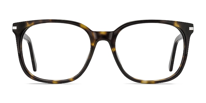 Absolutely Tortoise Acetate Eyeglass Frames from EyeBuyDirect
