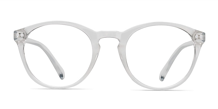 Revolution Transparence Plastique Montures de lunettes de vue d'EyeBuyDirect