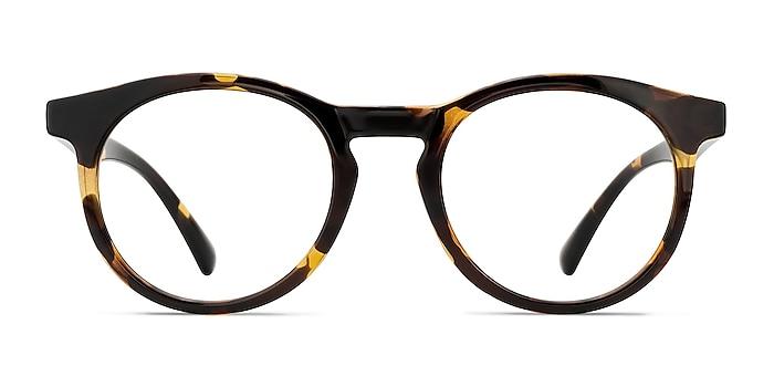 Thrill Tortoise Plastic Eyeglass Frames from EyeBuyDirect