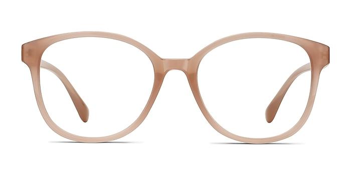 The Beat Pink Plastic Eyeglass Frames from EyeBuyDirect