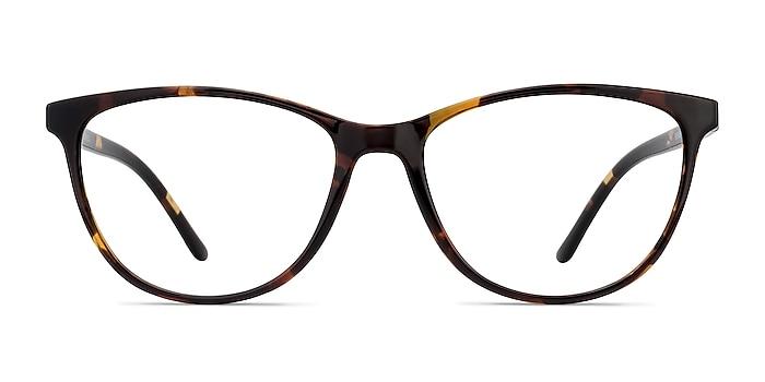 Release Tortoise Plastic Eyeglass Frames from EyeBuyDirect