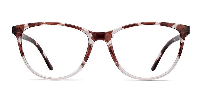 Release Floral Plastic Eyeglass Frames from EyeBuyDirect