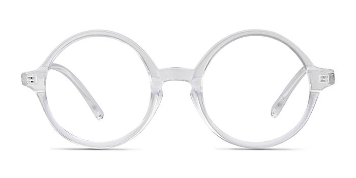Years Clear Plastic Eyeglass Frames from EyeBuyDirect