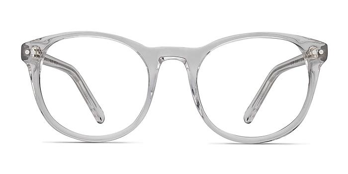 Primrose Clear Acetate Eyeglass Frames from EyeBuyDirect