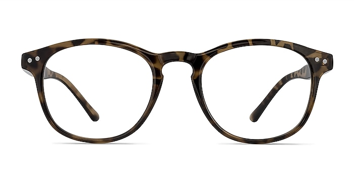 Instant Crush Leopard Plastic Eyeglass Frames from EyeBuyDirect