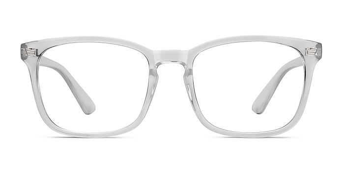 Uptown Transparent Plastique Montures de lunettes de vue d'EyeBuyDirect