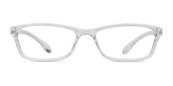 Versus Clear Plastic Eyeglass Frames