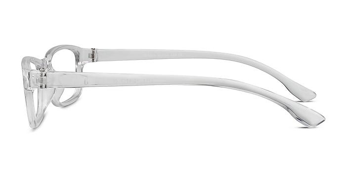 Versus Transparence Plastique Montures de lunettes de vue d'EyeBuyDirect