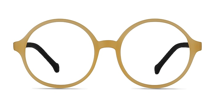 Circo Yellow Plastic Eyeglass Frames from EyeBuyDirect