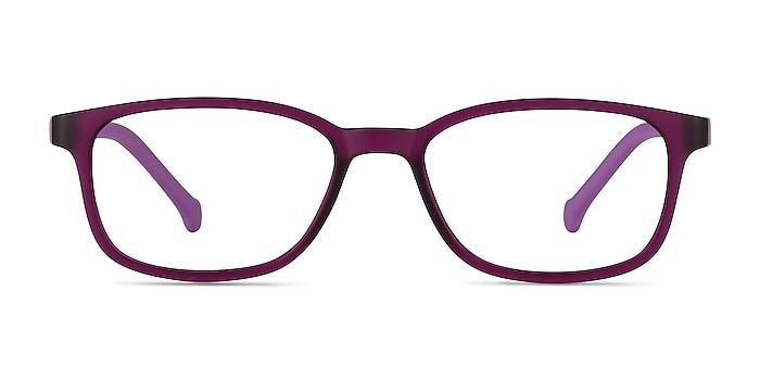 Posie Purple Plastic Eyeglass Frames from EyeBuyDirect