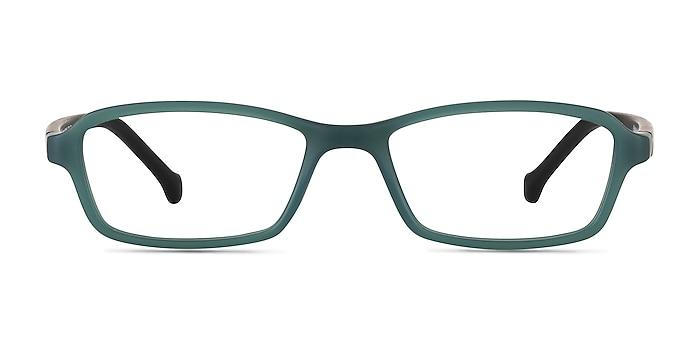 Nimbus Green Plastic Eyeglass Frames from EyeBuyDirect