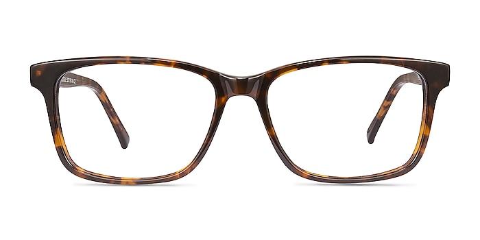Prologue Tortoise Acetate Eyeglass Frames from EyeBuyDirect
