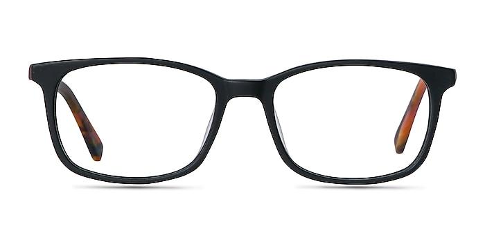 Botanist Black Acetate Eyeglass Frames from EyeBuyDirect