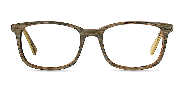 Botanist Brown Acetate Eyeglass Frames from EyeBuyDirect