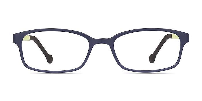 Gizmo Navy Plastic Eyeglass Frames from EyeBuyDirect