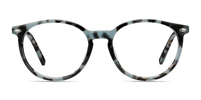 Blink Green Tortoise Acetate Eyeglass Frames from EyeBuyDirect